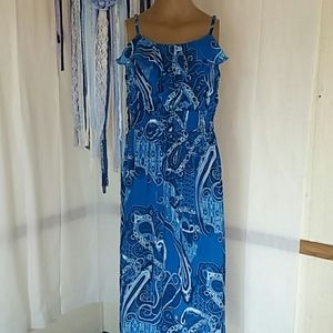 MAXI DRESS FADED GLORY NWOT SZ XL